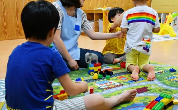 こども園では同じ3歳児でも親の負担に差が生じる