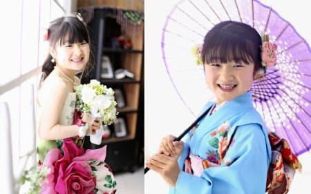 家族が新たに公開した、行方不明になっている小倉美咲さんの写真=共同