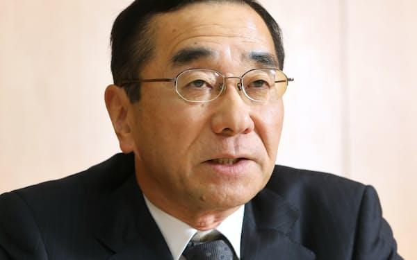 ジェトロの佐々木伸彦理事長