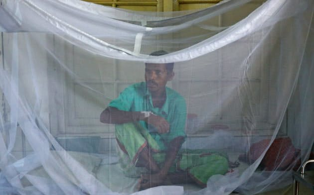 新金融保証で対マラリア防虫蚊帳の開発・販売を後押しする動きが始まっている=ロイター