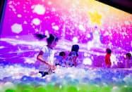 プレースホルダはデジタル技術を活用した子ども向けテーマパークを運営する