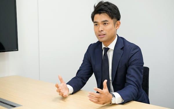 メドレーの豊田剛一郎代表取締役