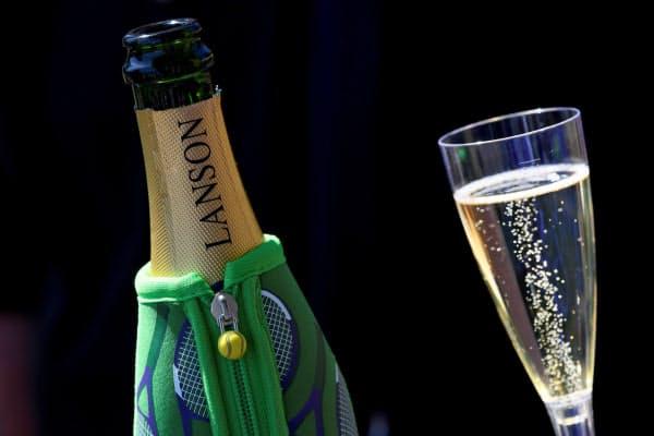 シャンパンも制裁関税の対象となる可能性がある=ロイター