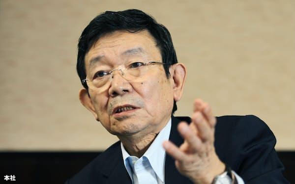 与謝野馨 経済財政担当相