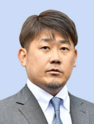 松坂大輔投手=共同