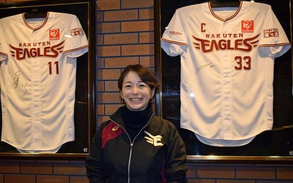 江副本部長は楽天野球団に転職して10年になる