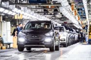現代自動車はEVや自動運転技術の開発に積極投資する=同社提供