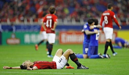 ACL、リーグ終盤戦、代表の活動が重なるJリーガーは疲弊する。今季の浦和はACL準優勝だった=共同