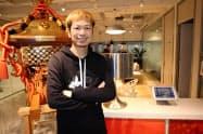サンアスタリスクの小林泰平CEO