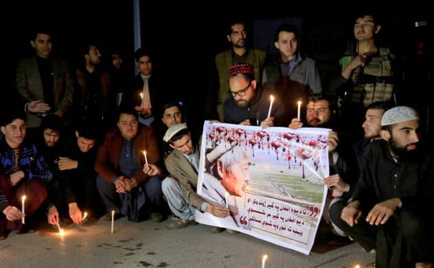世界の片隅、照らした半生 アフガンで死亡の中村哲医師
