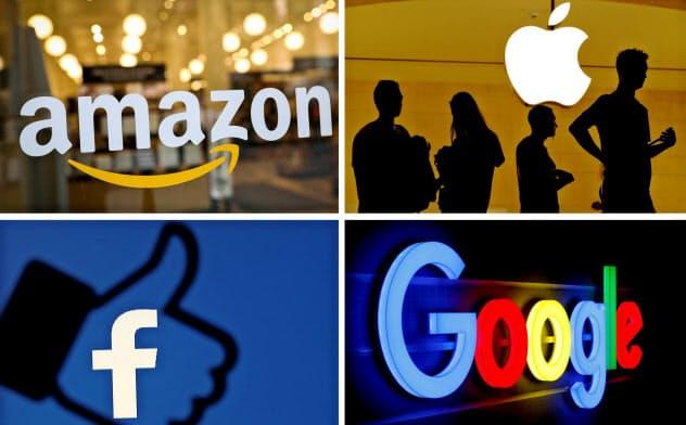 米国のIT企業に対するデジタル課税の動きが世界的に広がる=ロイター