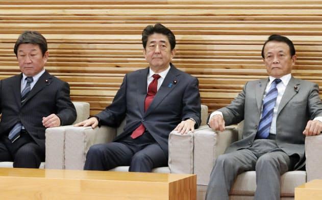 事業規模26兆円 政府、経済対策を閣議決定