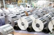 ニッケル相場の下落がステンレス鋼板の価格に影響する