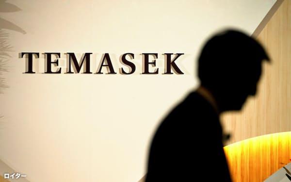 テマセク系ファンドは有望な新興企業にいち早く投資し、高い利回りをあげてきた=ロイター