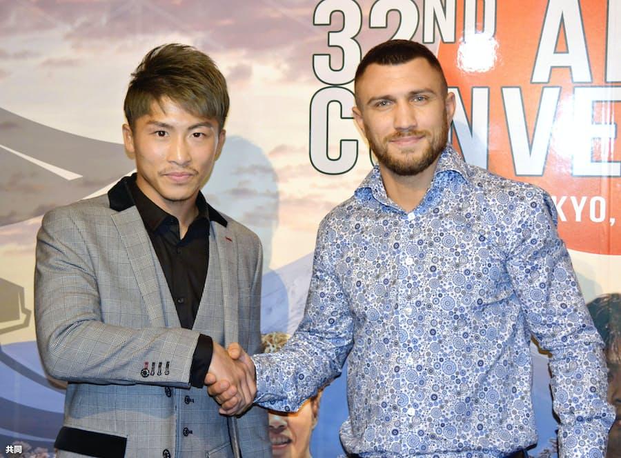 7度防衛の井上尚など表彰 WBO総会、最優秀はロマチェンコ: 日本経済新聞