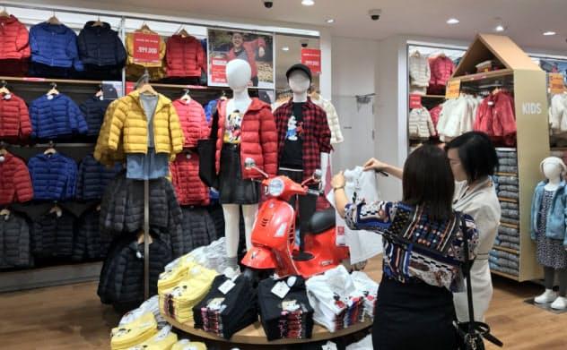 ベトナムでの生産・販売の行方は中長期的な成長を左右する(5日、ホーチミン市)