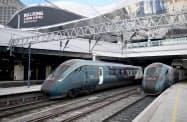 日立製作所は英国西部の高速鉄道車両と保守を受注
