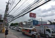 フィリピン送電網のシステムが中国製に(11月、マニラ)