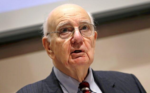ボルカー元FRB議長死去 92歳、80年代に「インフレ退治」
