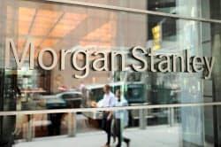 モルガン・スタンレーは全社員の約2%に相当する人員削減を計画する=ロイター