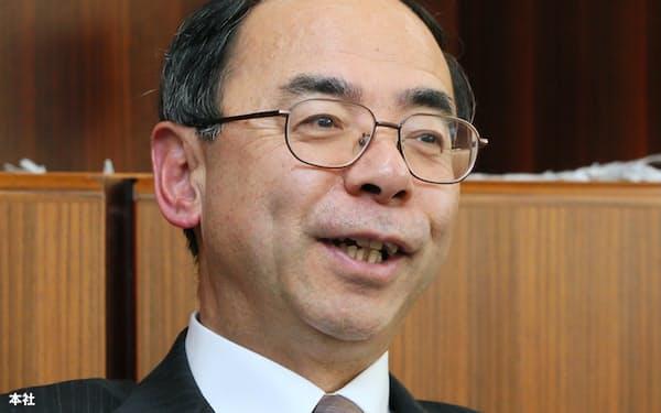 宮内庁長官に就任する西村泰彦氏