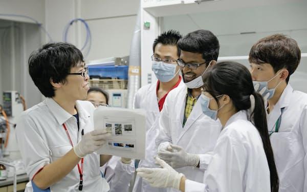 島津製作所は外部の大学などとの基礎研究を強化する