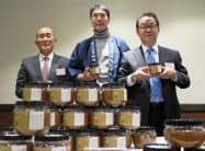 棚田再生を通じて味噌など地域ブランド商品を展開する