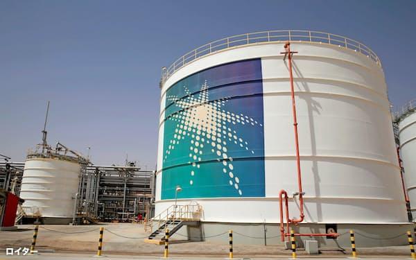 アラムコ上場で調達した資金はサウジの脱石油改革に充てられる(アラムコの石油施設=ロイター)