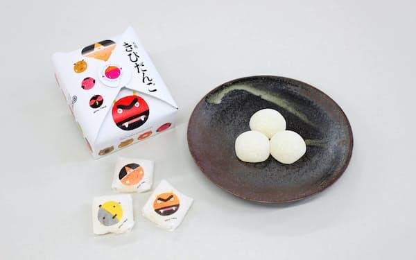 広栄堂の看板商品「元祖きびだんご」