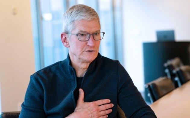 AppleのクックCEO「ARが次のプラットフォーム」