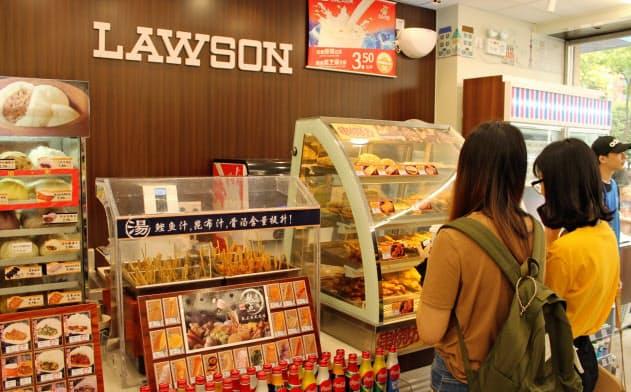 外食・小売り、海外が収穫期 ローソンは中国で黒字へ
