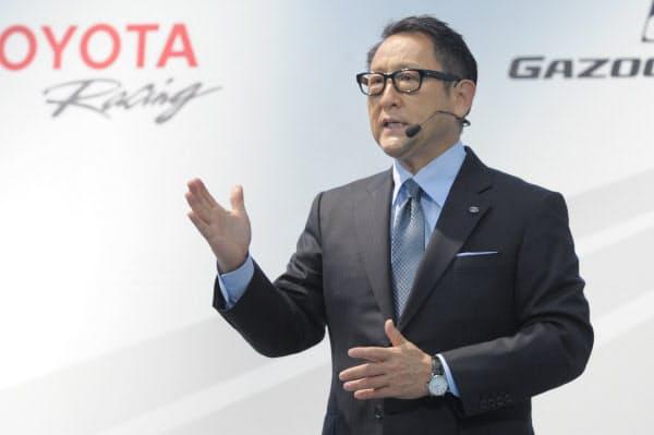 トヨタ自動車の豊田章男社長は後継育成を本格化し始めた