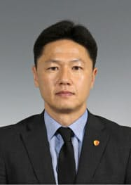J1鹿島の大岩剛監督=共同