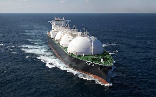 LNGのアジアスポット価格は大きく値下がりしている