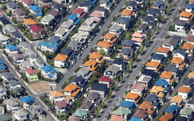 長期優良住宅の認定を受けると中古市場での価格が上昇しやすいが、認定を受けている住宅は全体の2%止まり