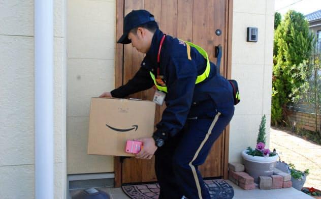 置き配は盗難や破損のリスクが課題になっている