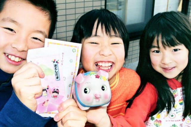 お年玉は大半の子供にとって最大の臨時収入。お金の使い方を学ぶ絶好の機会だ