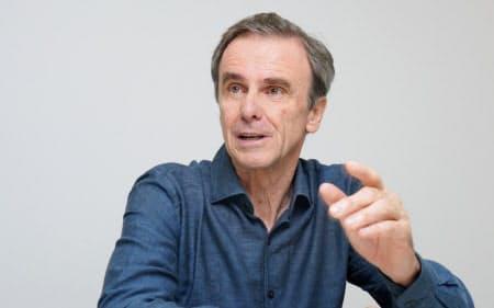 国際スポーツクライミング連盟 マルコ・スコラリス会長