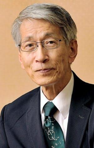 榊裕之・東大名誉教授=日本学士院提供・共同