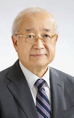 笹月健彦・九州大特別主幹教授=日本学士院提供・共同