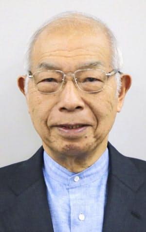 垣添忠生・日本対がん協会会長=日本学士院提供・共同