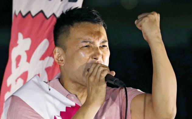 れいわ新選組の山本太郎代表の演説はロスジェネ世代だけでなく若い世代にも刺さる