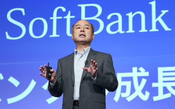 ソフトバンクグループは日本企業で最大ののれんを抱える