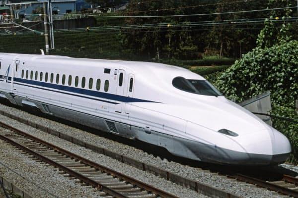 JR東海はのぞみの車両を新型の「N700A」に統一することで、東京―新大阪間の所要時間を短縮する