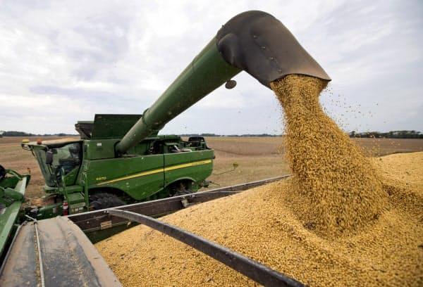 中国は農産品、工業品、エネルギー、サービスの4分野合計で対米輸入を増やす=AP