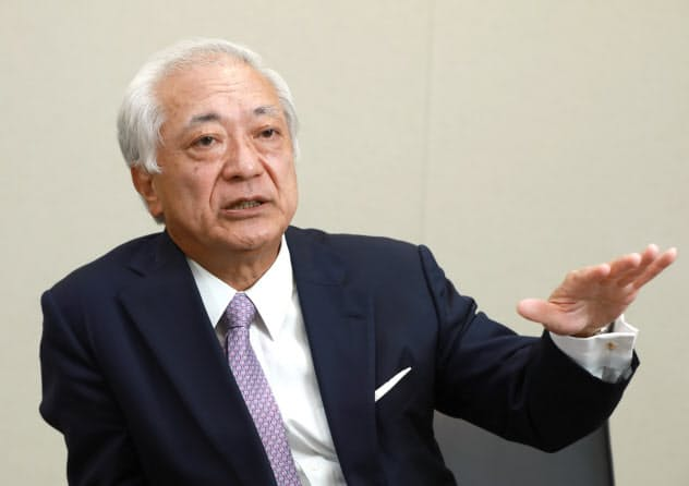 勝栄二郎インターネットイニシアティブ社長