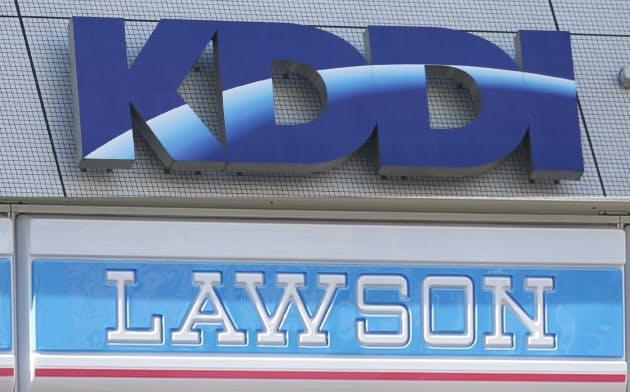 KDDIとローソン、スマホ決済提携 auでポンタ使える