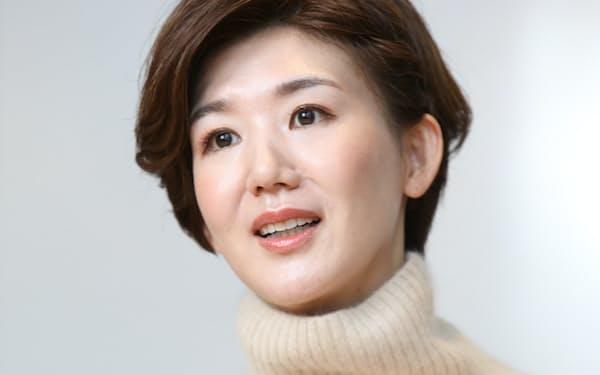 元バレーボール女子日本代表 栗原恵さん