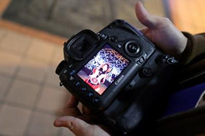 カメラマン陳さんのお気に入りの写真
