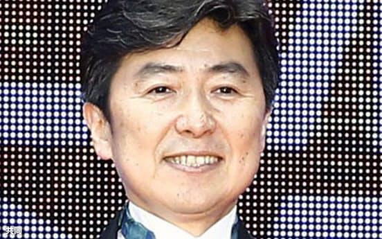 笠井信輔さん=共同